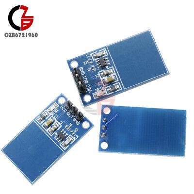 2510pcs Digital Ttp223 Capacitive Touch Switch Touch Sensor Module For Arduino