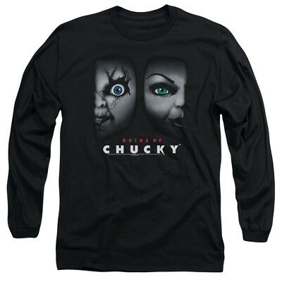 Adult Couples Movies (Bride Of Chucky Horror Comedy Movie Happy Couple Adult Long Sleeve)