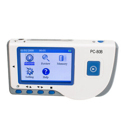 Portable Handheld Ecgekg Monitor Recorder Pc-80b Safty Continuous Measurement