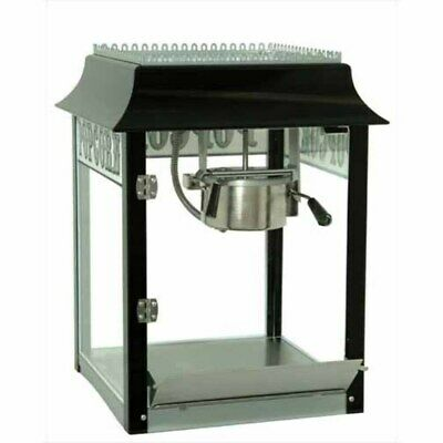 Black 1911 Old Fashion 8 Ounce Popcorn Machine