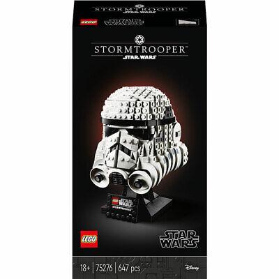 LEGO Star Wars Stormtrooper Helmet Collectors Set 75276 647pcs