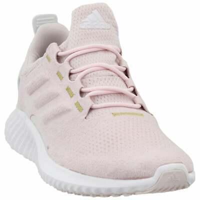 adidas Alphabounce Cityrun Junior  Casual Running  Shoes Pink Girls - Size 5 M