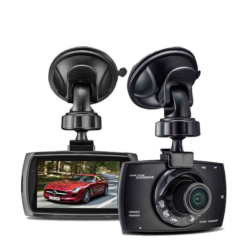 HD LCD 1080P Car DVR Vehicle Camera Video Recorder Dash Cam Night Vision Consumer Electronics