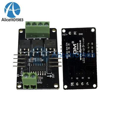 2pcs Full Color Rgb Led Strip Driver Module Shield For Arduino Stm32 Avr V1.0