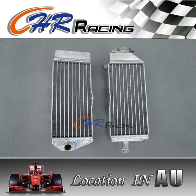 aluminum radiator for Suzuki RM125 RM 125 1989 1990 89 90