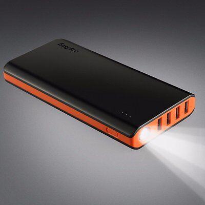 EasyAcc Monster 20000mAh Power Bank External Battery Portable Charger For phone