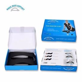 MAGIC BACK SUPPORT MULTI-LEVEL BACK STRETCHING DEVICE YOGA INJURY RECOVERY