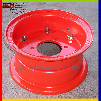 1 Kubota Others 10x5 6x120 Compact Tractor Rim Wheel