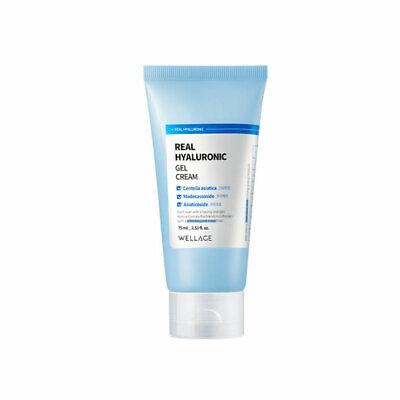 [WELLAGE] Real Hyaluronic Gel Cream - 75ml / Free Gift