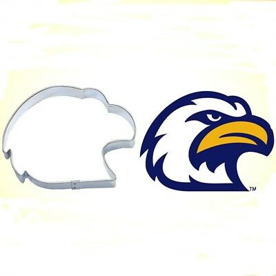 Eagle Hawk Head  Designer Cookie Cutter 4.5