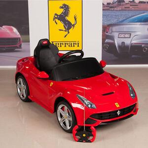 Ferrari Kids Car Ebay