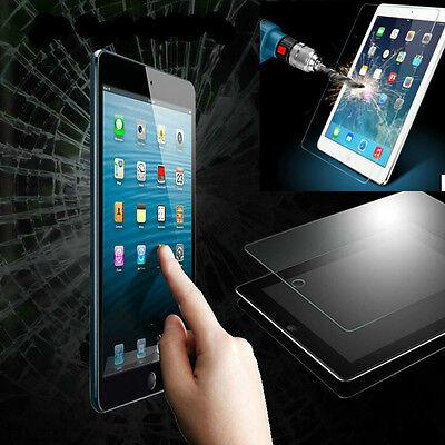 9H Premium Tempered Glass Screen Protector Film For iPad Air 1/2 &5/6 4 3 2 Mini