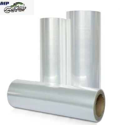 16.5x797 Transparent Substrate Water Transfer Film Blank Hydrographic Dip Roll