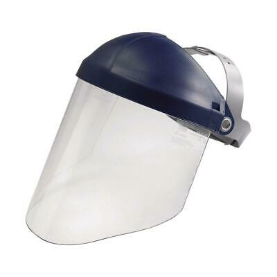 3m 90028h1-dc Face Shield Thermoplastic Full Face Headgear Protection