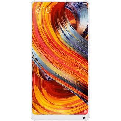 Xiaomi Mi Mix 2 128Gb Ceramic White  Factory Unlocked  5 99  8Gb Ram Dual Sim