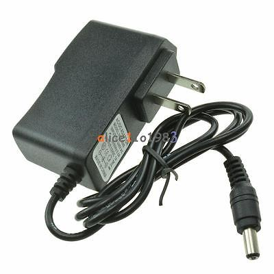 AC 100-240V to DC12V 1A 1000mA Switching Power Supply Converter Adapter US Plug