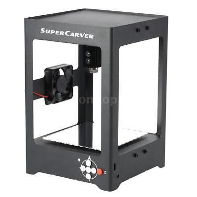 1000mW DIY Lasergravur Laser Graviermaschine Engraving Maschine Off-line DE U1P6