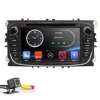 Ford Focus 2008 2009 2010 2011 CD DVD Player Autoradio GPS Sat Nav Bluetooth 3G 2010 Bluetooth