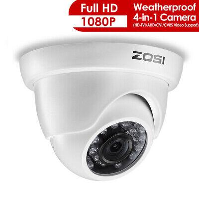 ZOSI Outdoor Home Security SYSTEM Surveillance Camera 1080p