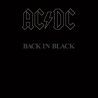 AC/DC - BACK IN BLACK: VINYL ALBUM (2003 REMASTER)