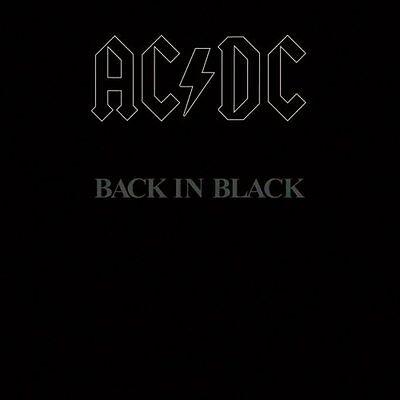 AC/DC - BACK IN BLACK: VINYL ALBUM (2003 REMASTER)