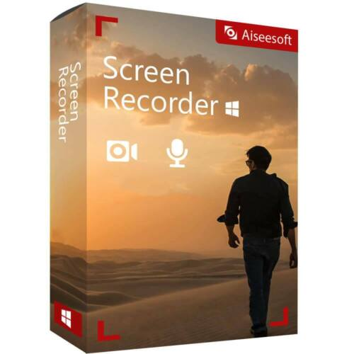 Aisee soft Screen Recorder 1 year license Serial Number Code