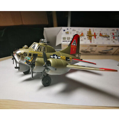 - MENG KIDS mPLANE-001 B-17G FLYING FORTRESS BOMBER military playmobile toys