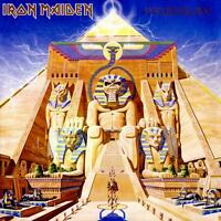 POWERSLAVE IRON MAIDEN ORIGINAL EX/EX vinyl EARLY CANADIAN PRESS