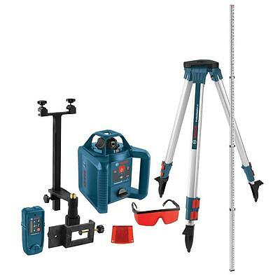 Bosch GRL240HVCK Self-Leveling Rotary Laser Level Kit GRL240 hvck
