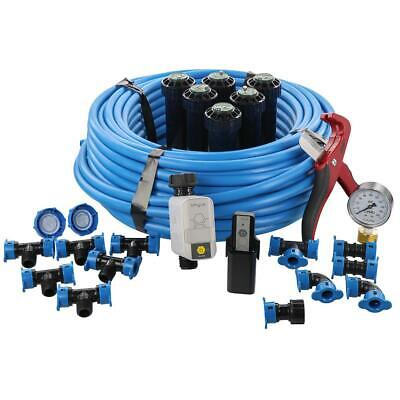 Orbit Sprinkler System Wi-Fi In-Ground Automatic Drainage Adjustable Distance
