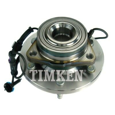 Wheel Bearing and Hub Assembly Front TIMKEN SP550313 fits 09-10 Hummer H3