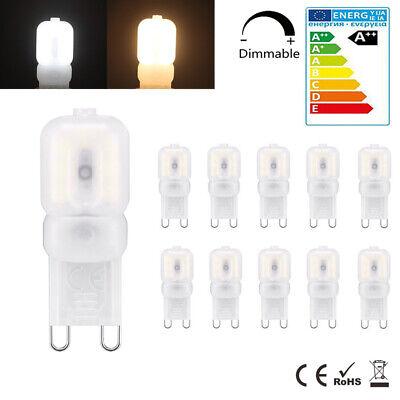 G9 Led (G9 5W LED Dimmbar Kapsel-Birne ersetzen Halogen Glühlampe Lampen Kaltweiß 220V)