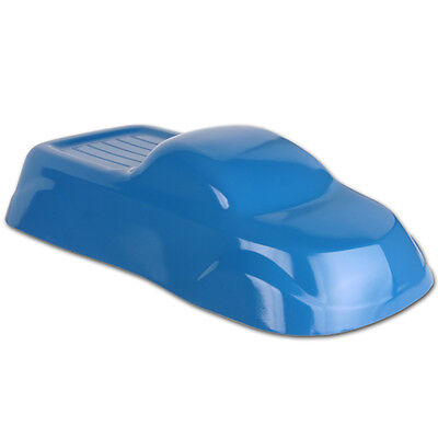 Powder Coating Paint Ral 5019 Capri Blue 1lb .45kg