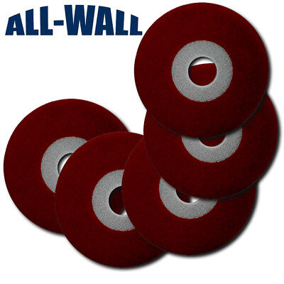 Genuine Porter Cable 7800 Drywall Sander Discs - 5-pack 80 Grit Wfoam Backing