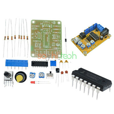 Icl8038 Dds Signal Generator Module Sine Square Triangle Wave Output Diy Kit