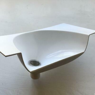 URINE DIVERTER for Dry Composting Toilet. Plastic Wee Separator (Separett Privy)