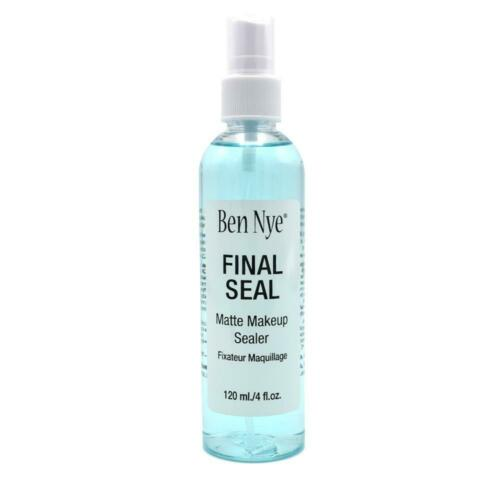 Ben Nye Final Seal Makeup Sealer 4 oz / 118 ML