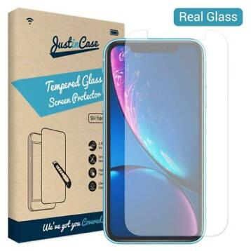 Just in Case Tempered Glass Apple iPhone Xr