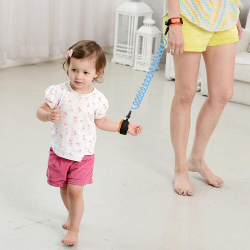 Toddler Kids Baby Safety Walking Harness Anti-lost Strap Wrist Leash Hand Belt a