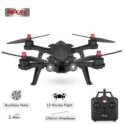 MJX Bugs 6 250mm RC Drone Brushless Racing Quadcopter RTF 2.4G 4CH 3D Flip NEW