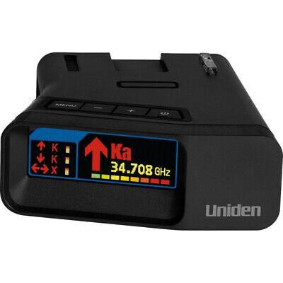 كاشف الرادار / الليزر طويل المدى Uniden R7 مع مرشح GPS و K / KA