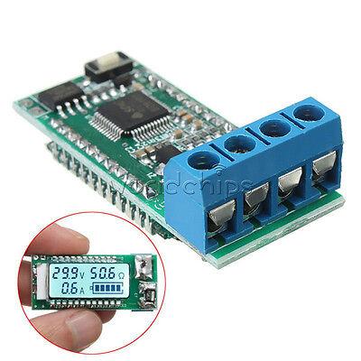 18650 Digital Lithium Li-ion Battery Tester Meter Voltage Current Volt Monitor