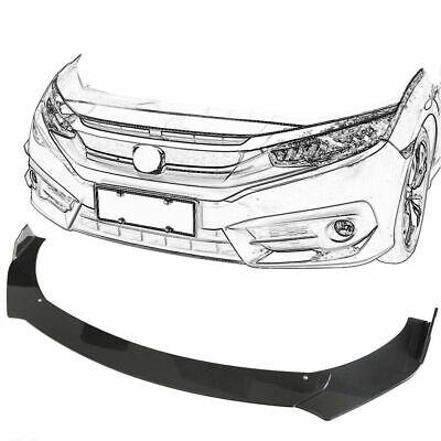 CARBON paint Frontspoiler front splitter für Mercedes Sprinter flaps diffusor