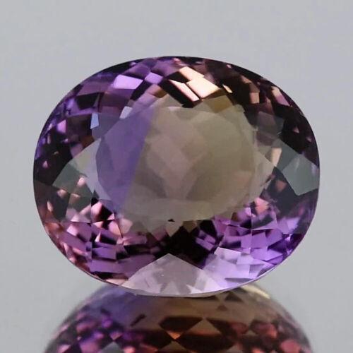 Video_17.65cts_VVS_Natural Ametrine_Bolivia_Vivid Purple Yellow Hue_2p516