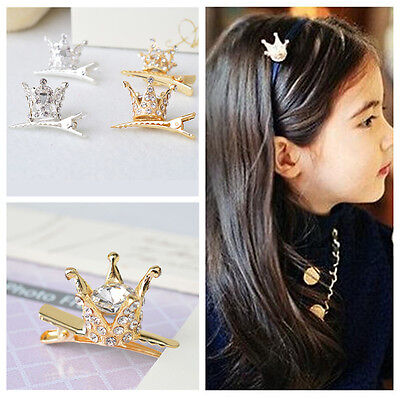 Fashion Baby Kids Girls Princess Crown Hollow Stars Hairpin Hair Clip Headband2 (Star Headband)