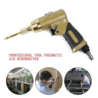 14 Professional Air Screwdriver Gun Reversible Screw Driver Pneumatic Tool