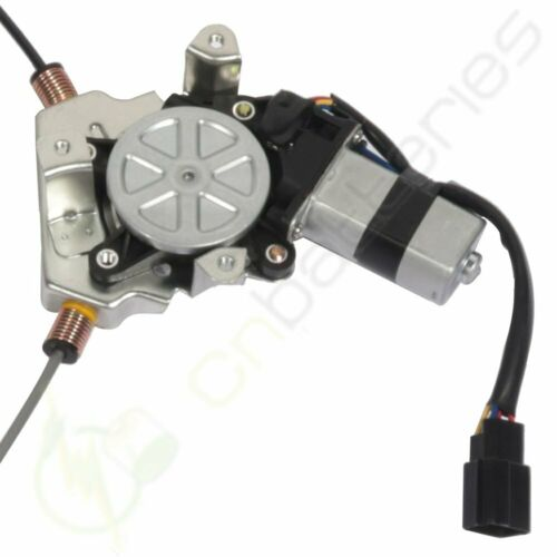 Window Regulator With Motor Front Right For Acura TL 2004