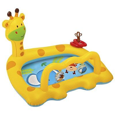 "Intex Inflatable 44"" Baby Toddler Summer Beach Garden Swimming Paddling Pool"