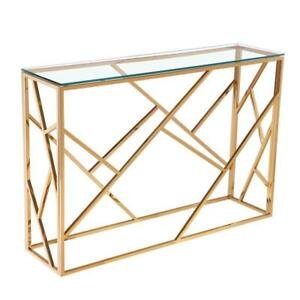 Console Tables Availble in Gold, White, Silver -- Furniture at Best Price (CA-17)