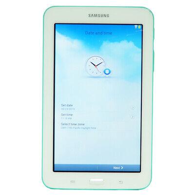 Samsung Galaxy Tab 3 Lite SM-T110 8GB, Wi-Fi, 7inch - Blue Green (Teal) for sale  Shipping to Canada